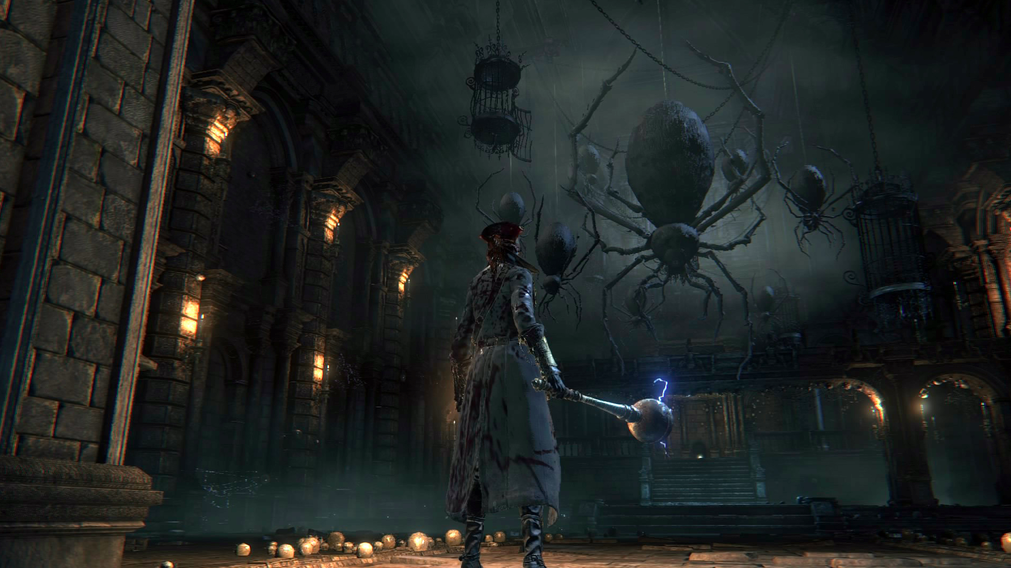 The Zen of Bloodborne: What gaming can teach us about repetition