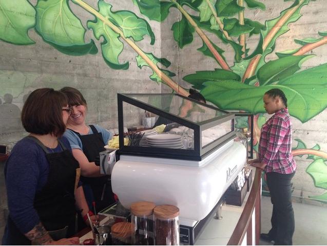 Equator Coffee in San Francisco