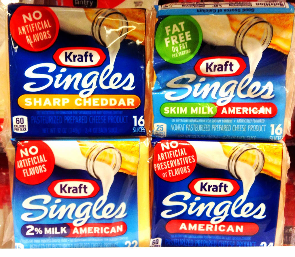 """Successful Petition Strips Kraft Products of """"Kids Eat Right"""" Logo"""