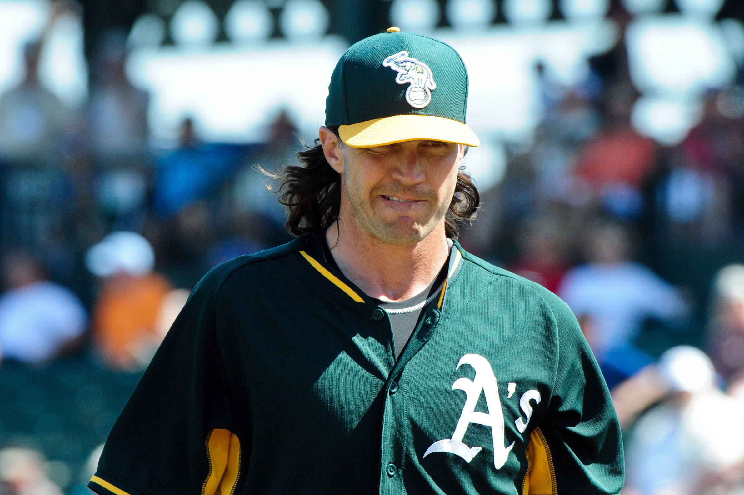 Barry Zito did not do so great.