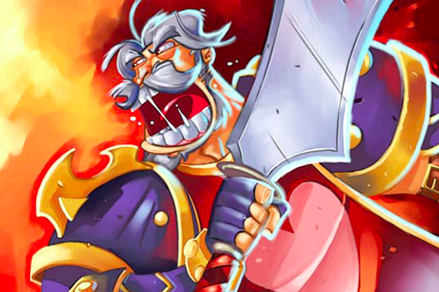 Hearthstone's latest patch notes seem a little ... foolish