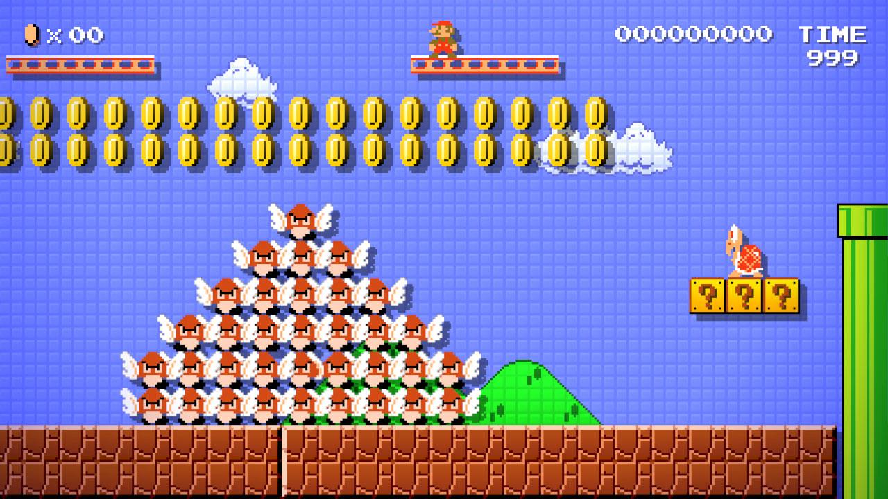Mario Maker on Wii U coming in September