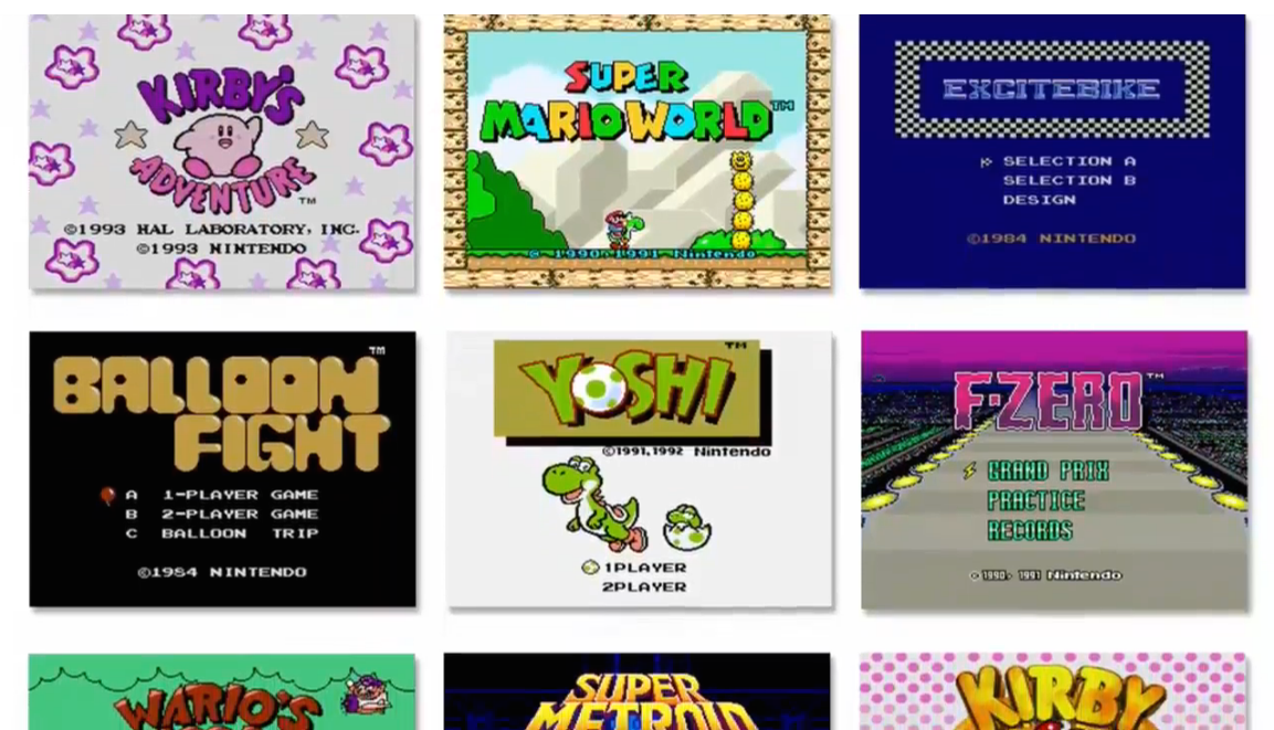 Amiibo Tap: Nintendo's Greatest Bits headed to Wii U this spring