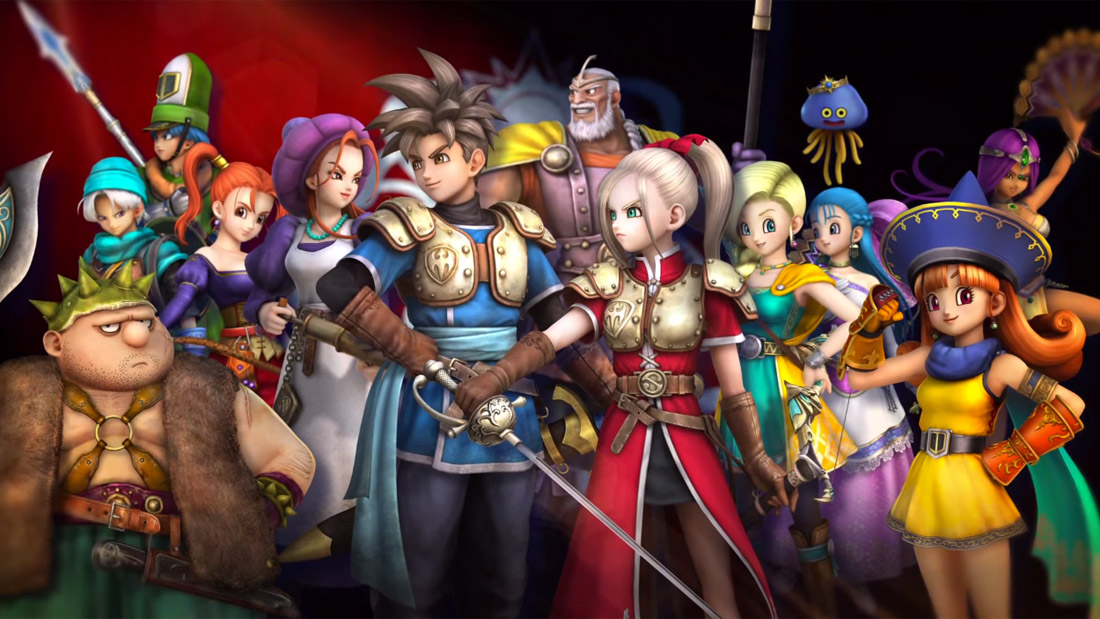 Dragon Quest Heroes 2 coming to PS3, PS4 and PS Vita