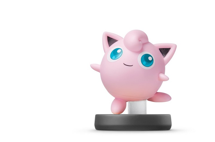 Pokémon Jigglypuff is an amiibo Target exclusive