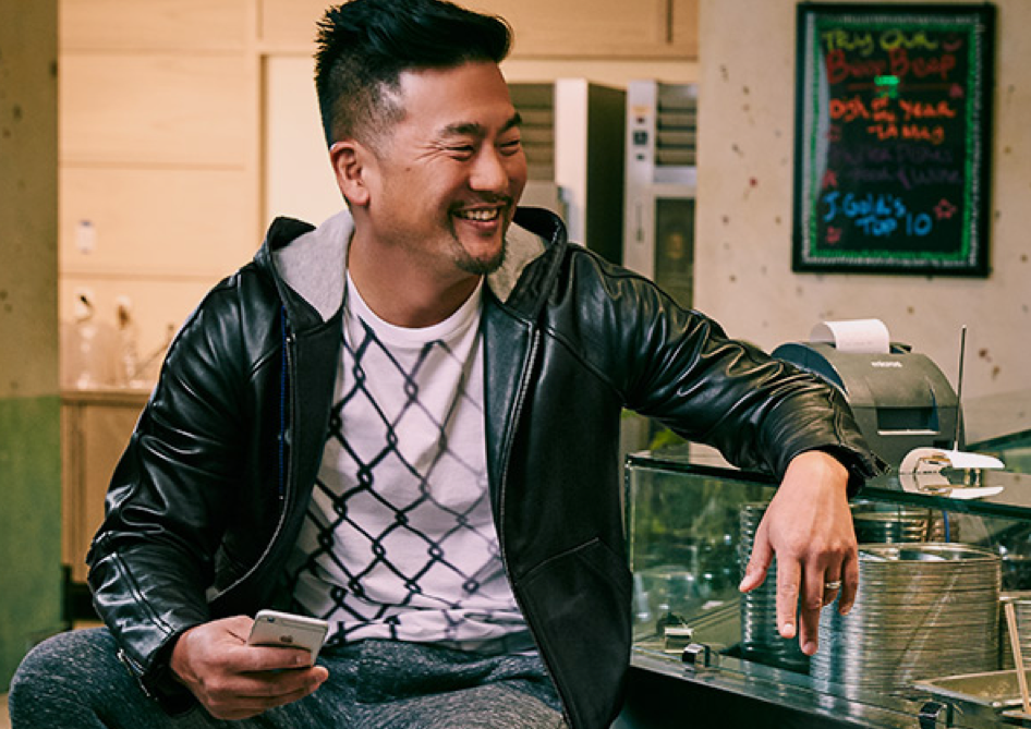 Roy Choi for Bloomingdale's