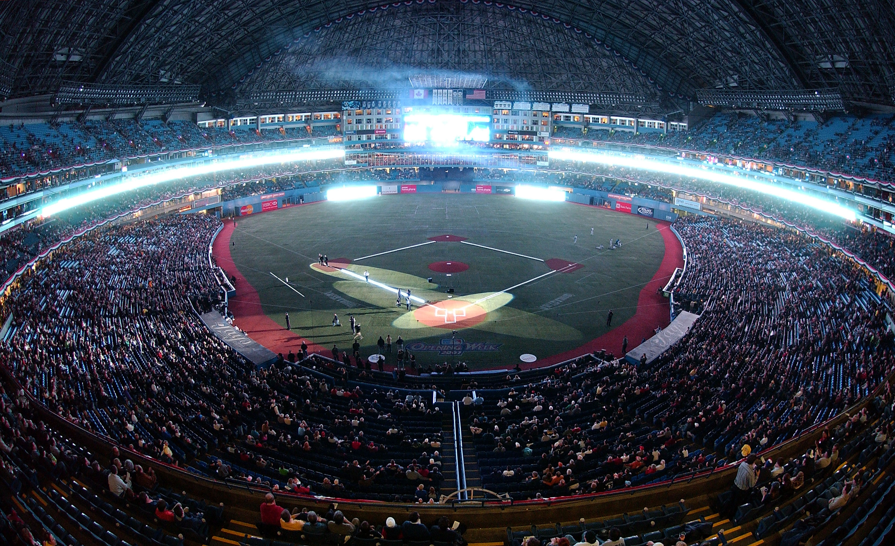 Where to Eat at Rogers Centre, Home of the Toronto Blue Jays