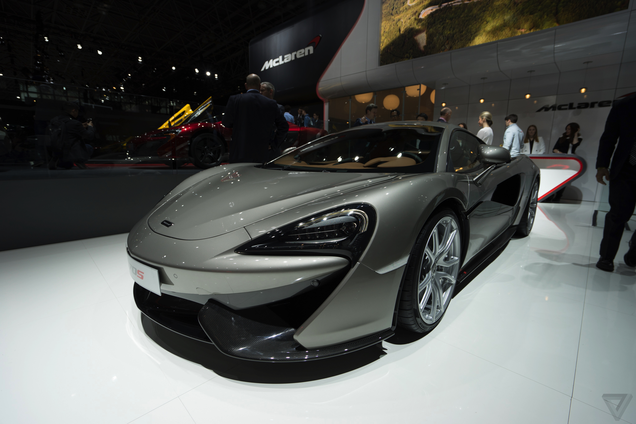mclaren-570s-004-2040.0.0 Outstanding Lincoln Continental New York Auto Show Cars Trend