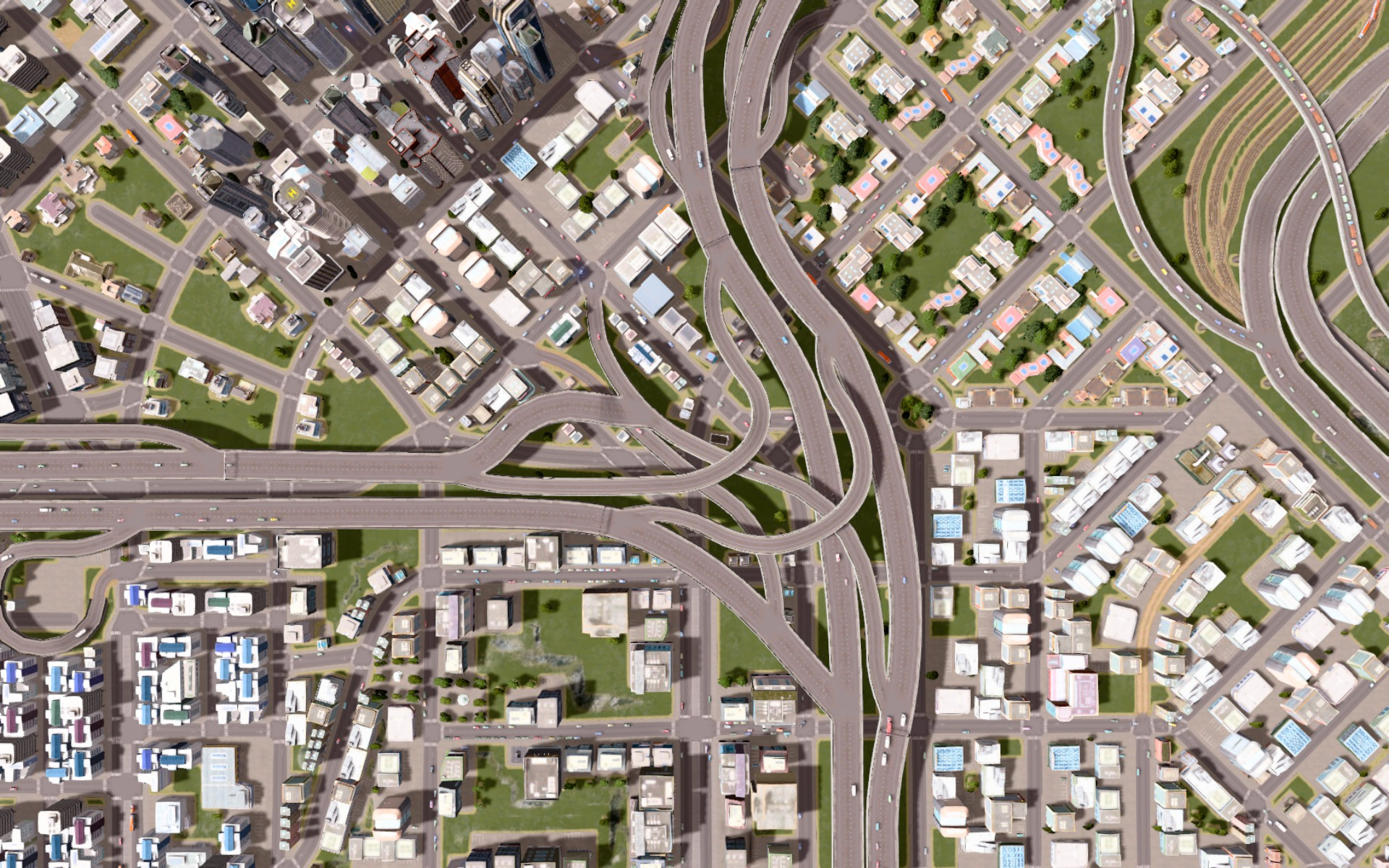 San Francisco in Cities: Skylines is freaking mind-blowing