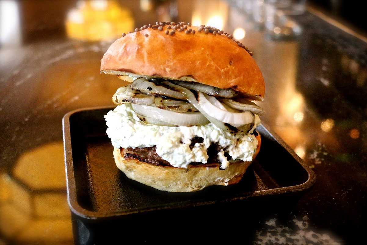 The Baa-ger at Grill 23