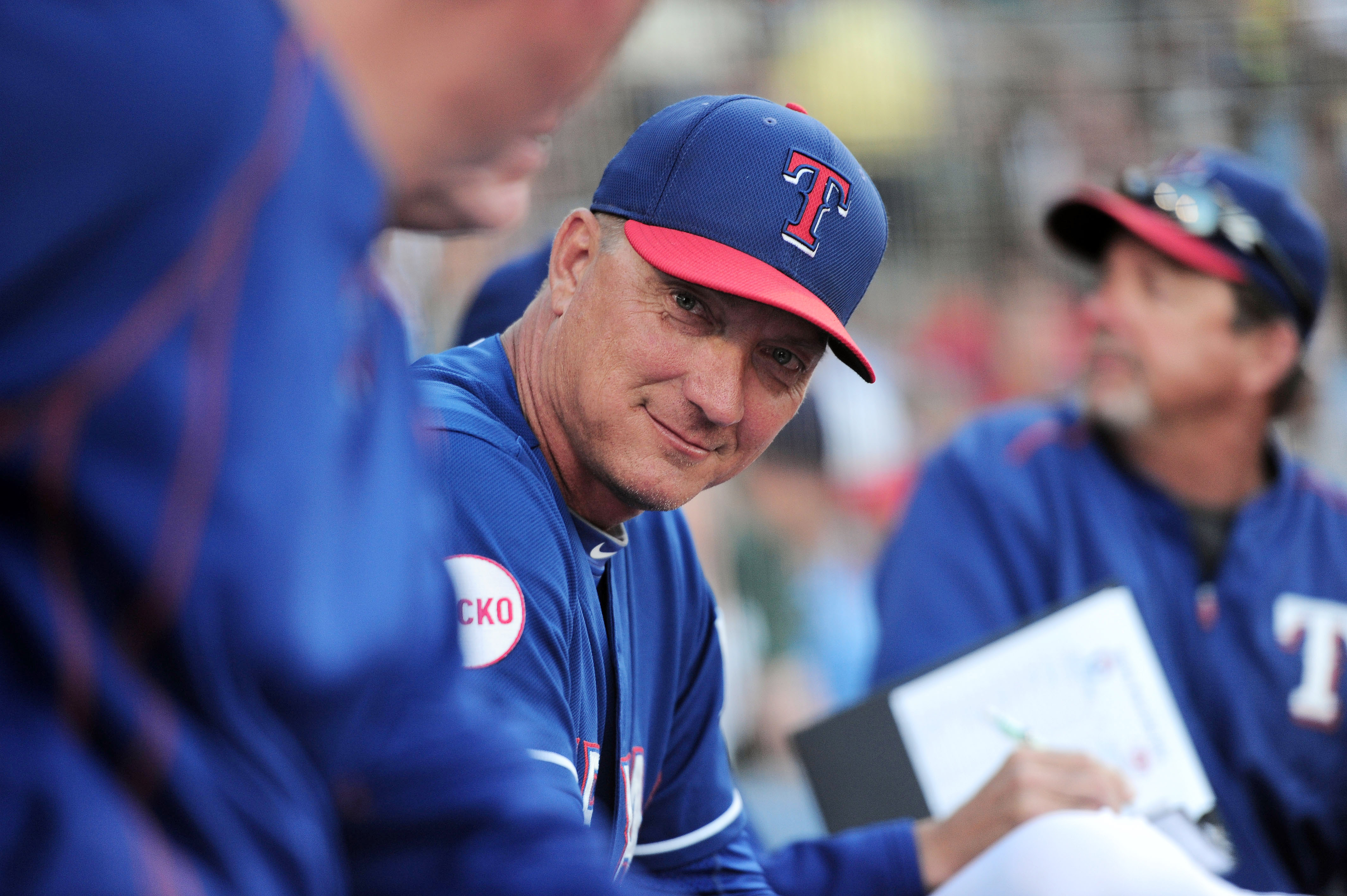 Welcome to the Jeff Banister era