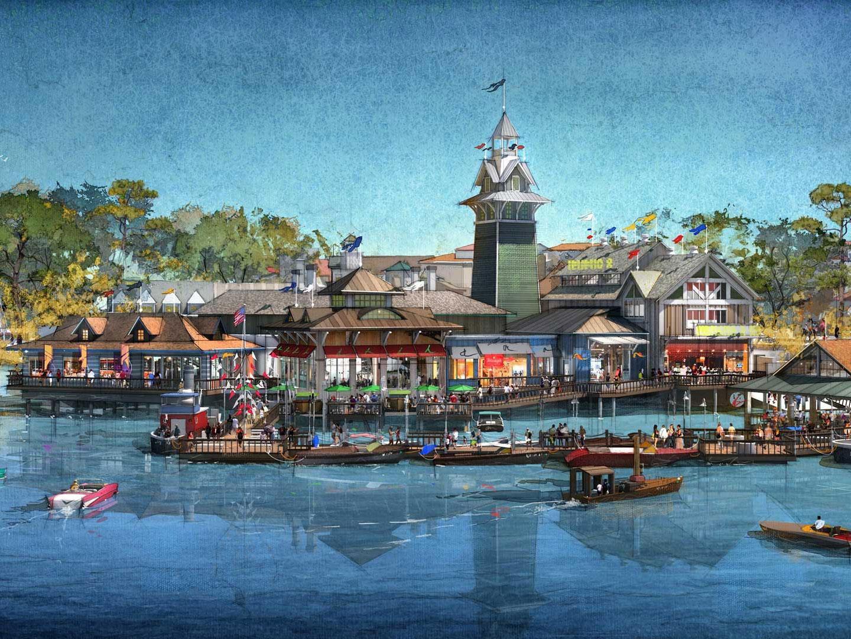 Disney World's New Restaurant, The Boathouse, Will Serve a $115 Steak