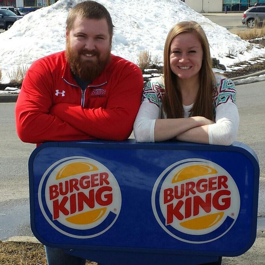 Mr. Burger to Marry Ms. King in Most Fast Food-Friendly Wedding Ever