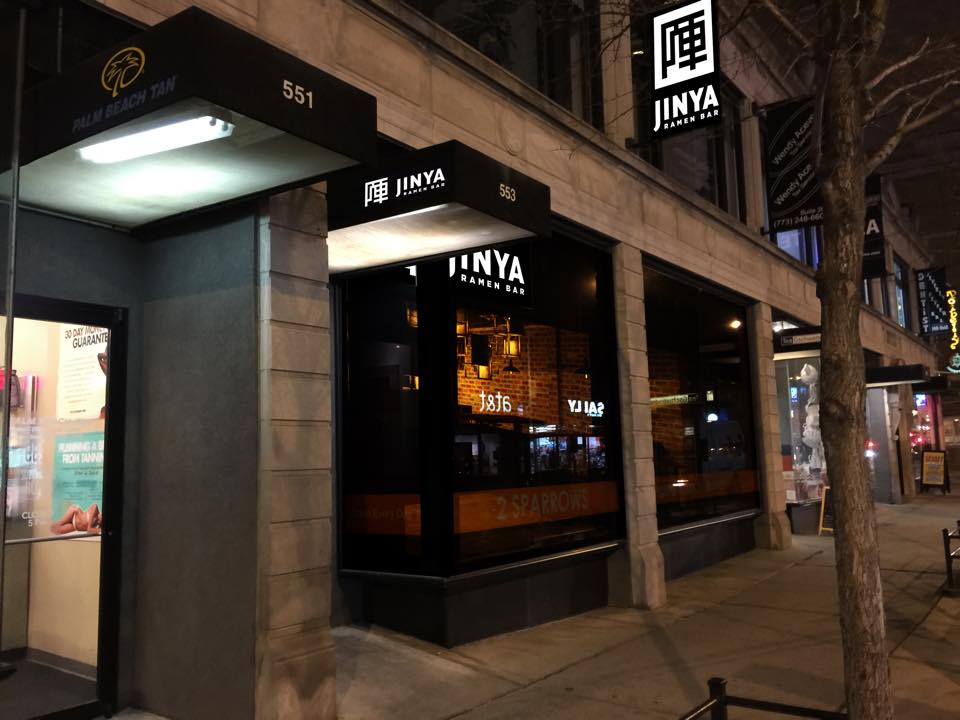JINYA Ramen Bar Chicago