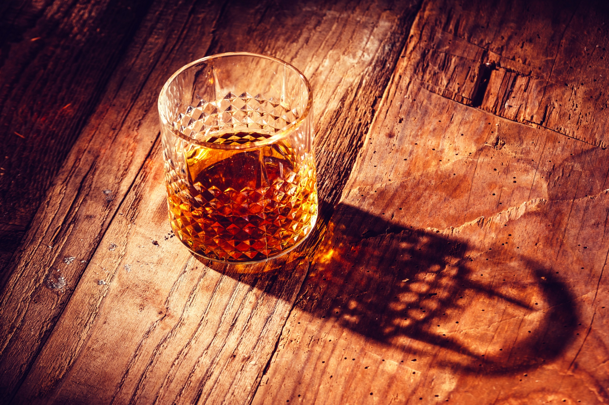 Is the U.S. Poised to Run Out of Bourbon?