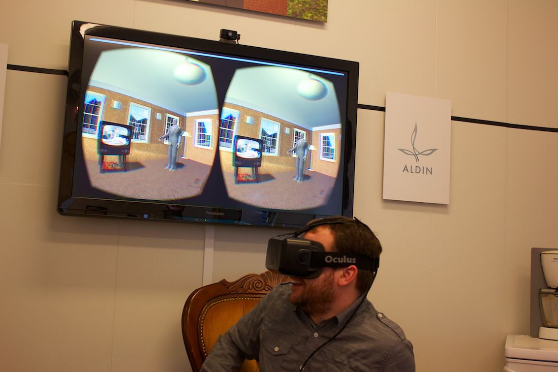 How the mad scientists at Aldin Dynamics are creating emotions in virtual reality