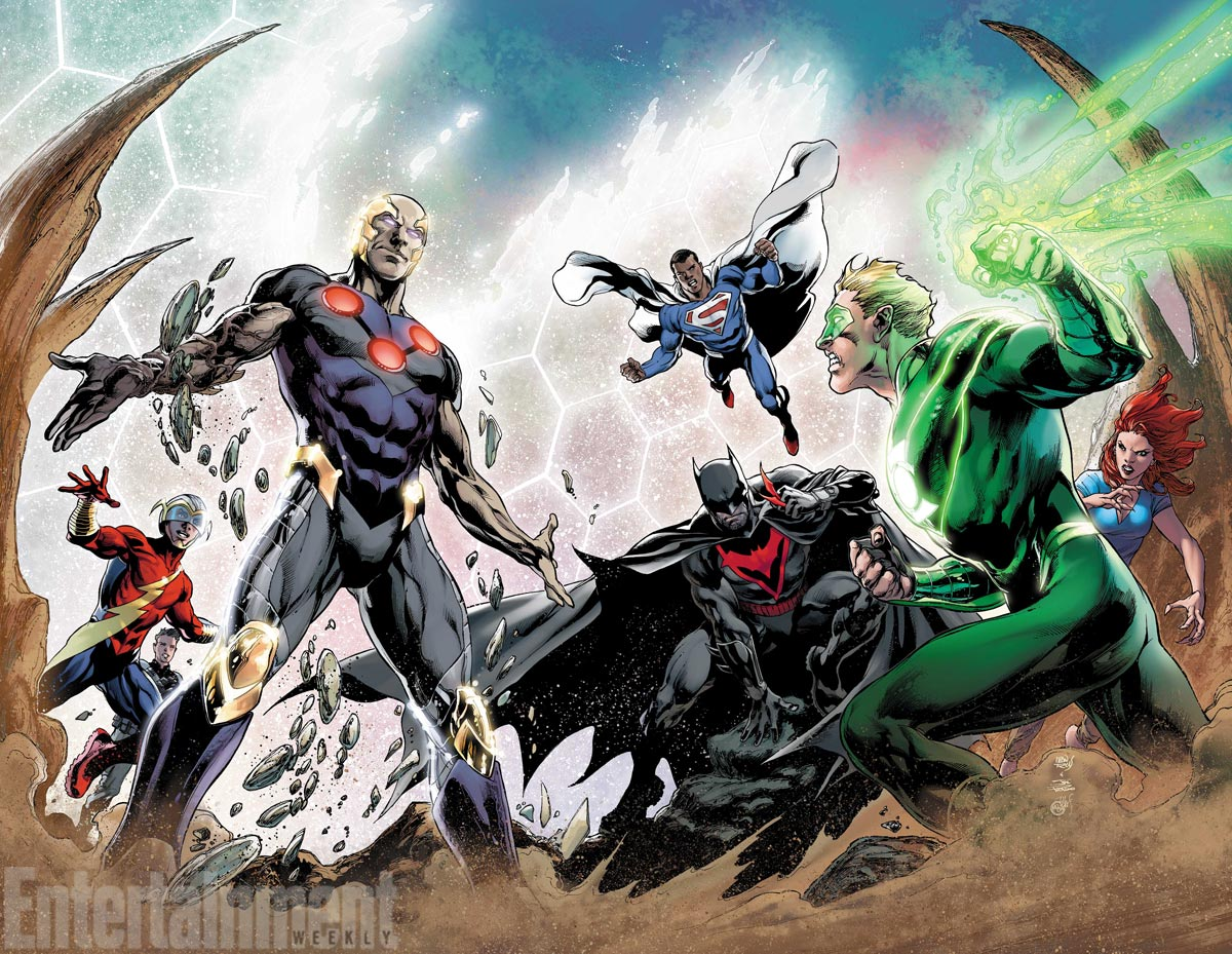 Week one of DC's Convergence is for everyone who hated the New 52