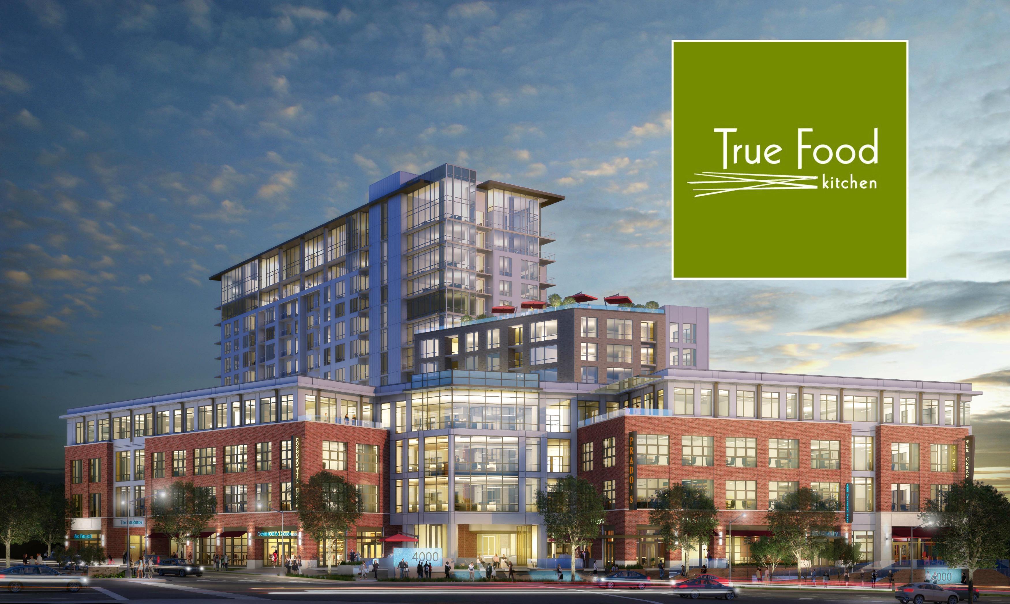 Rendering of the 4000 Hillsboro development in Green Hills.