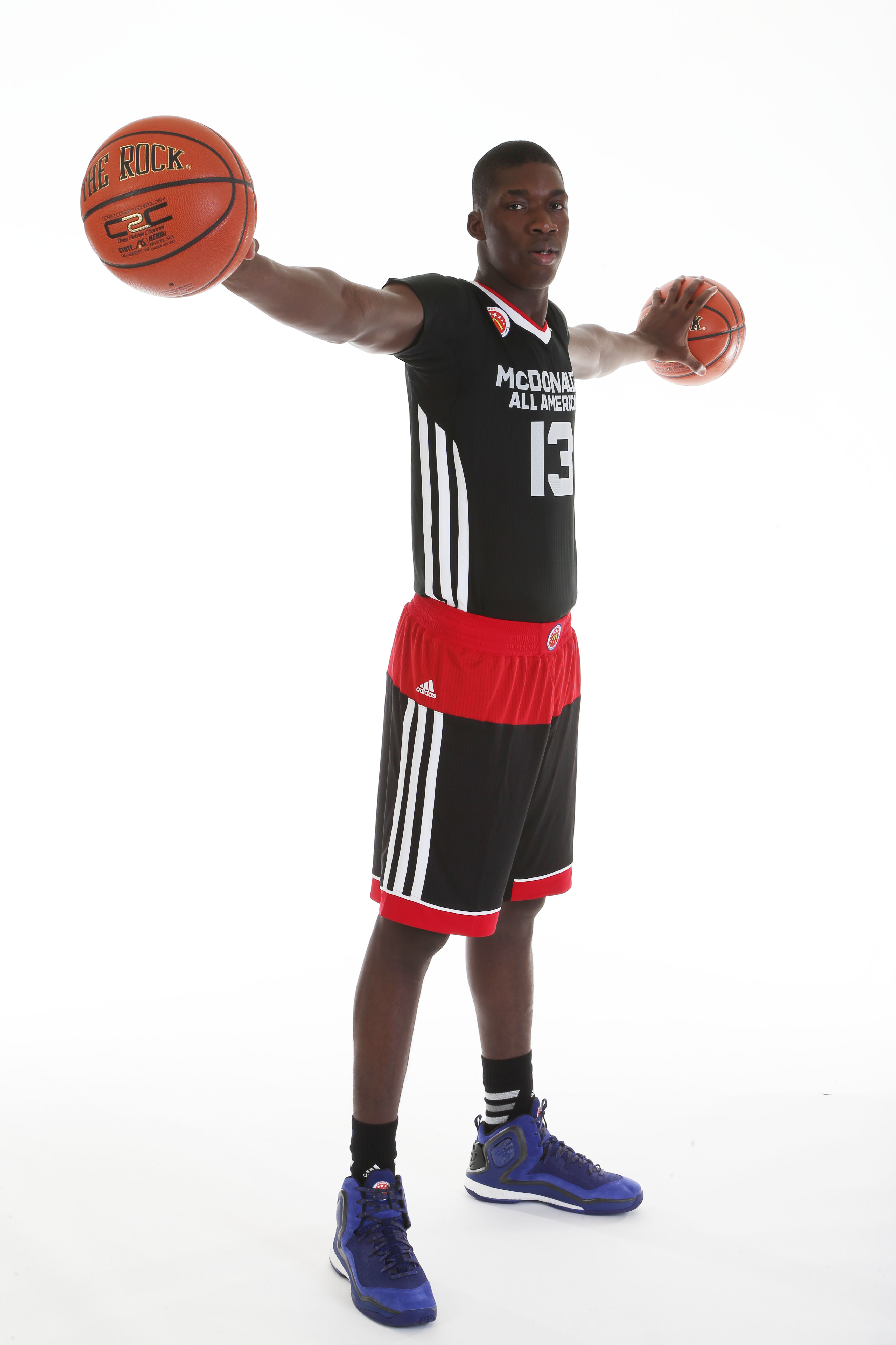 Cheick Diallo could ease the pain of losing Kelly Oubre, Jr. and Cliff Alexander.