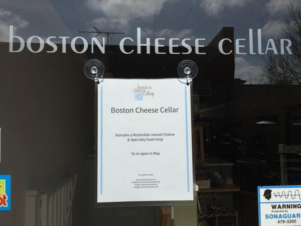 Boston Cheese Cellar