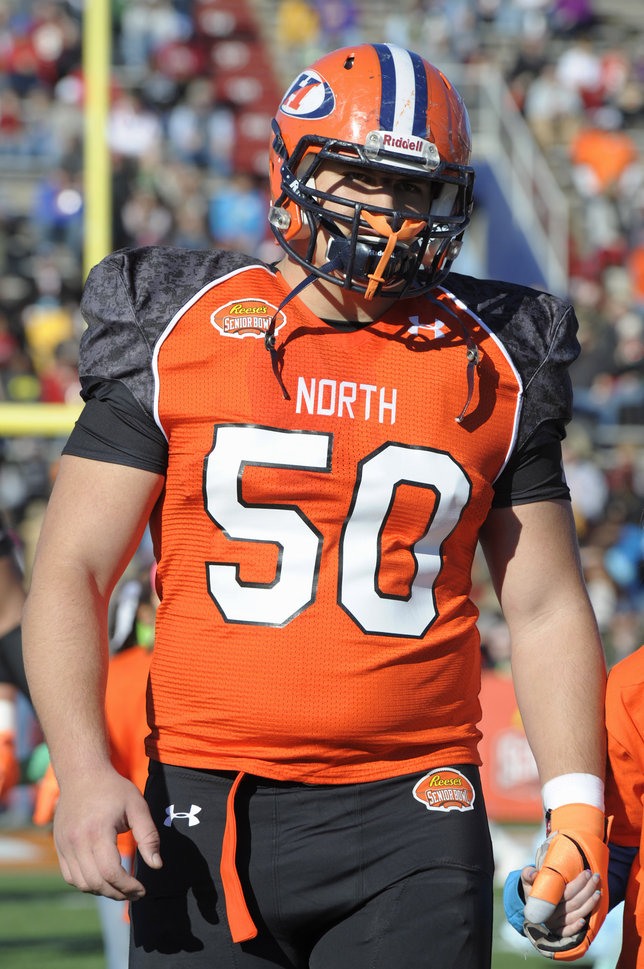 DIII school's first NFL Draft prospect is too busy to be surprised by his success