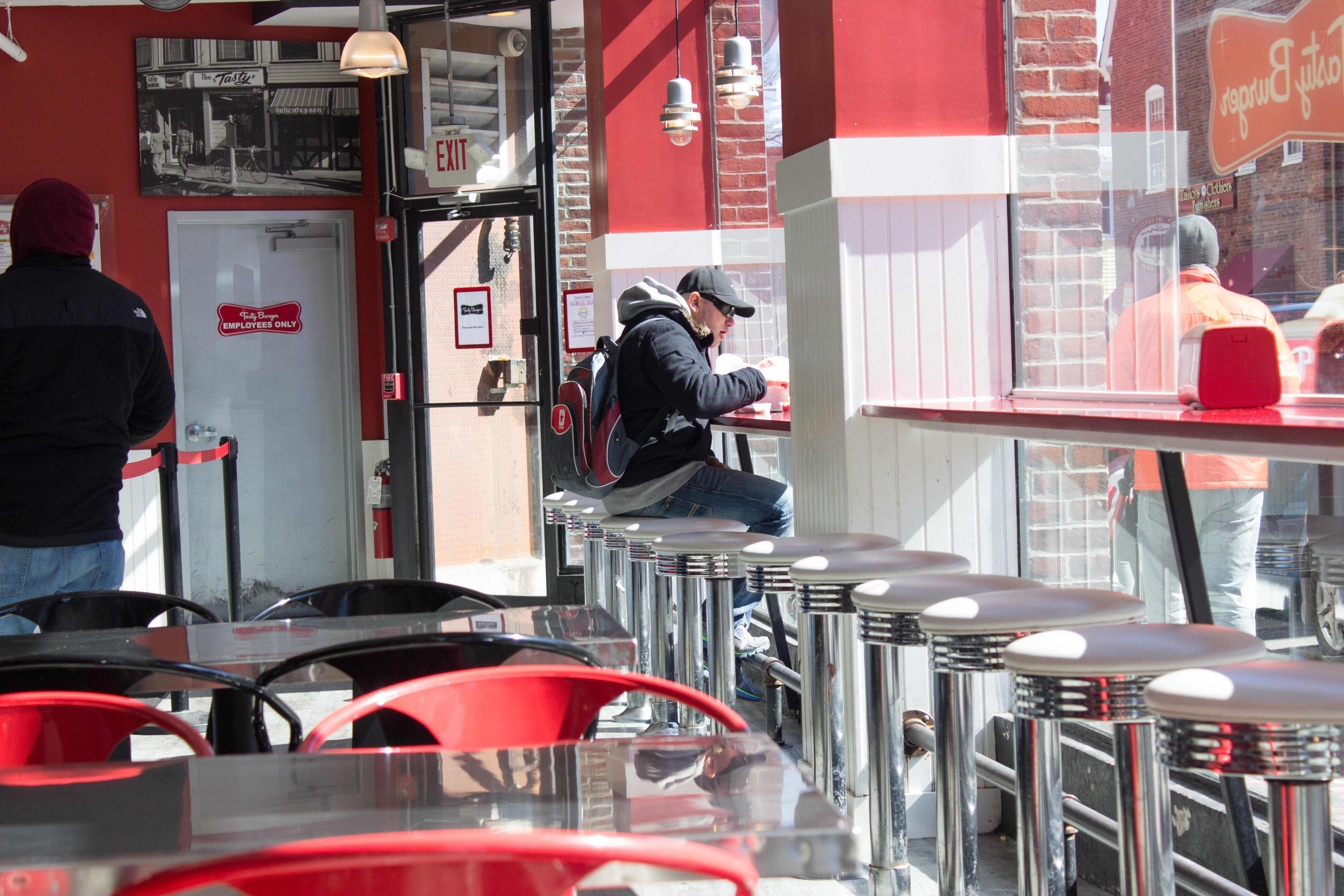 Tasty Burger Harvard Square