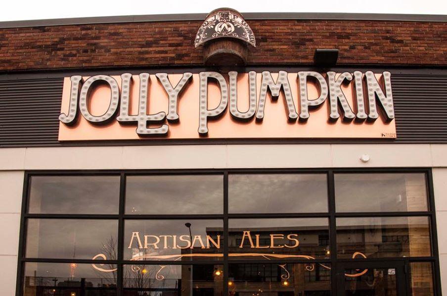 Jolly Pumpkin.