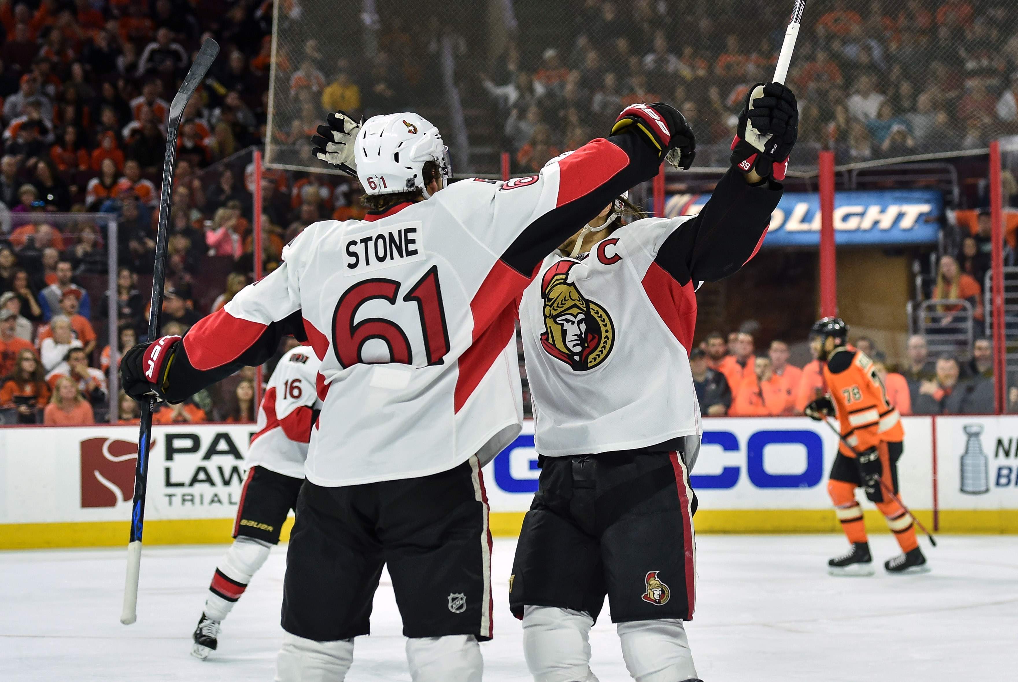 Put your hands up if you helped save the Sens' season!