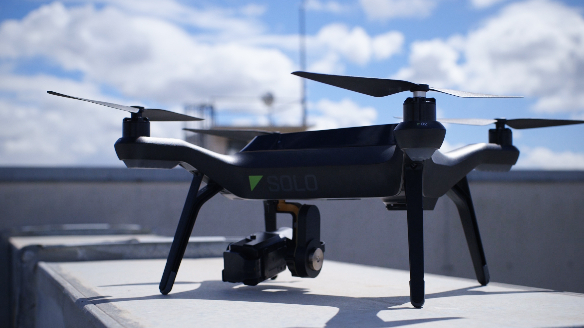 The 3D Robotics Solo may be the smartest drone ever | The Verge