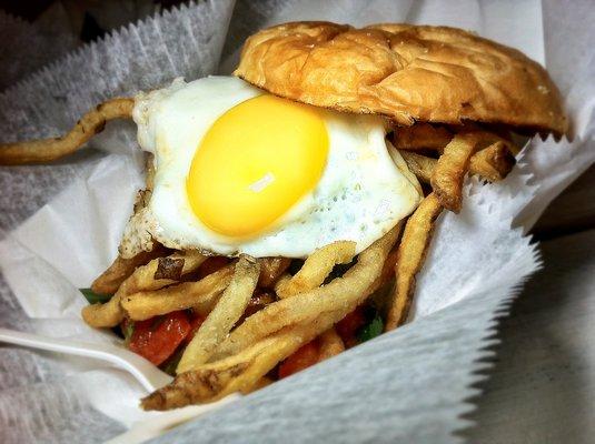 Burger from Frita Batidos.