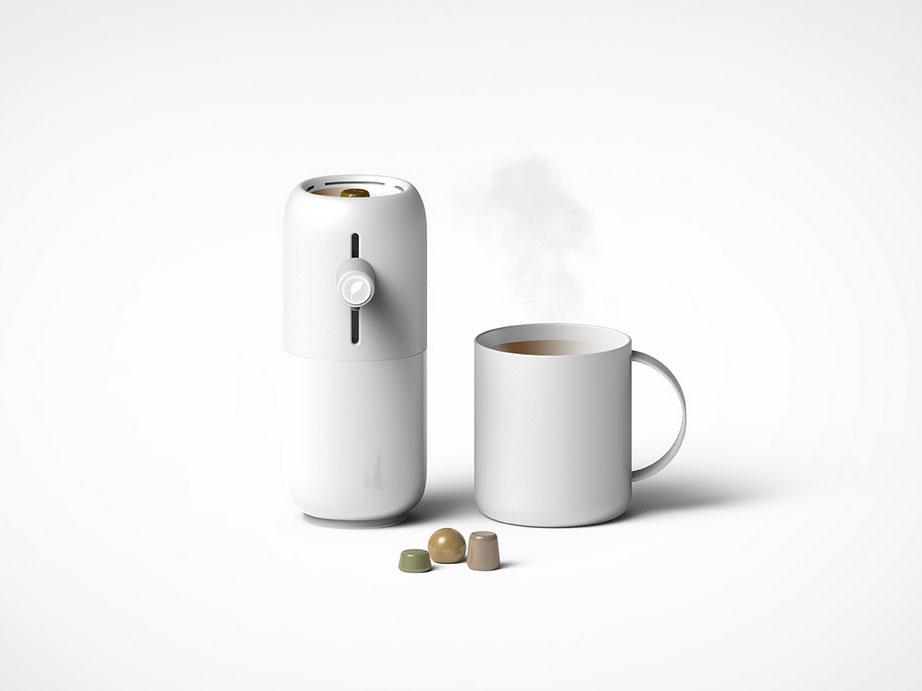 Eco-Friendly Keurig Alternative Features Dissolving Coffee Pods