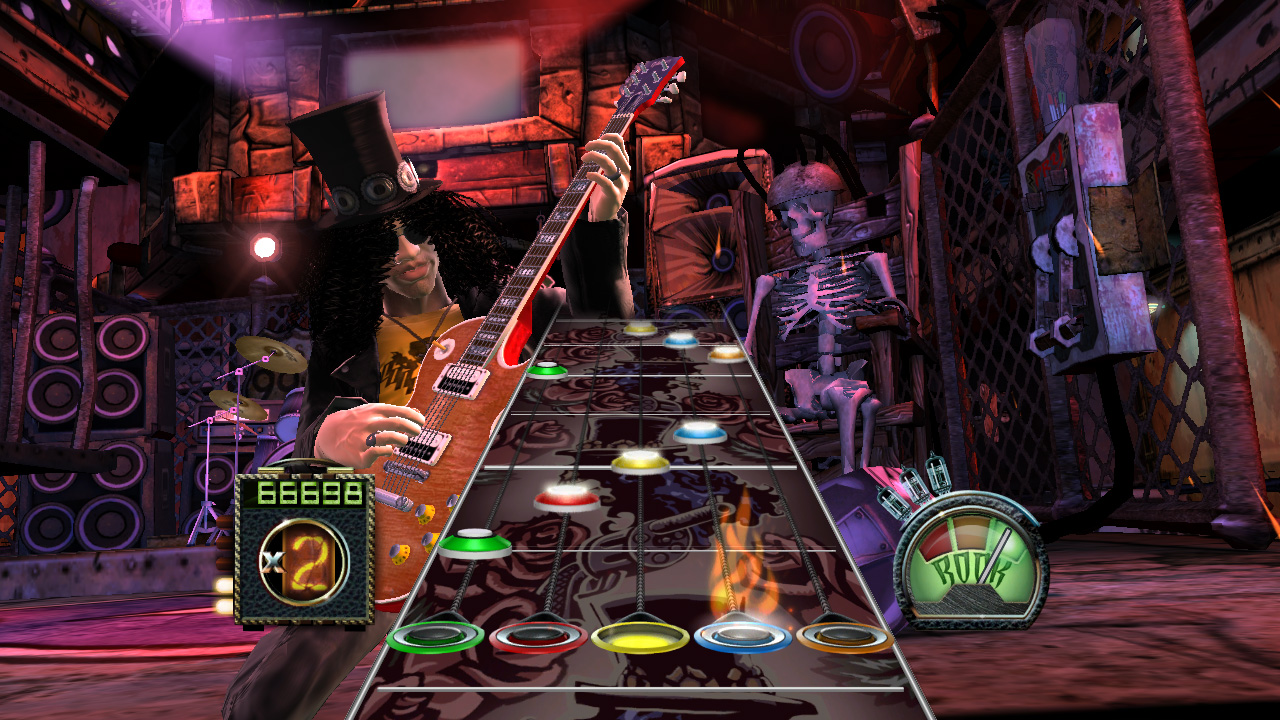 Guitar Hero getting redesigned controller, first-person perspective, says leak