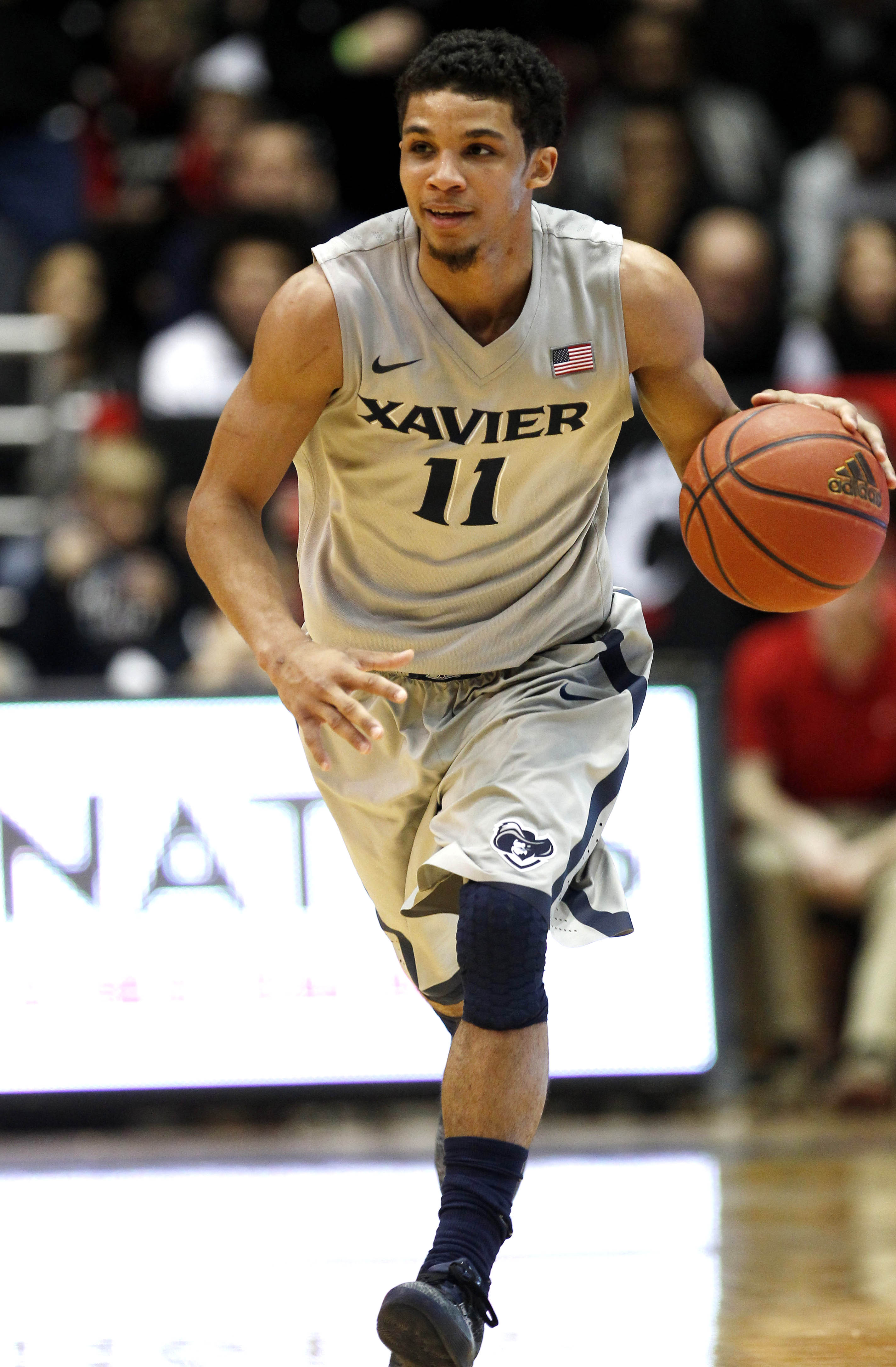 Dee Davis played the game of his life in this year's Crosstown Shootout.