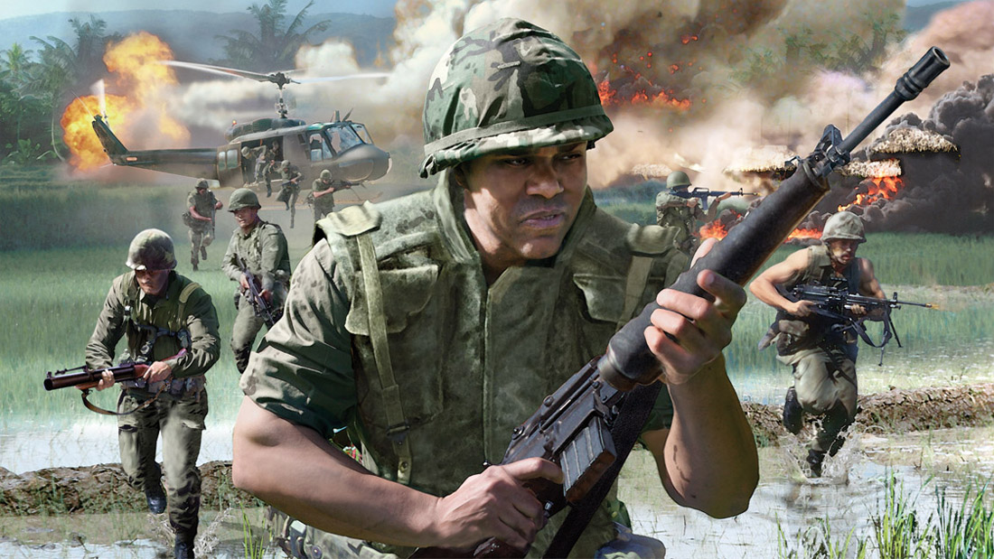 Vietnam War shooter Men of Valor snapped up by Nordic Games