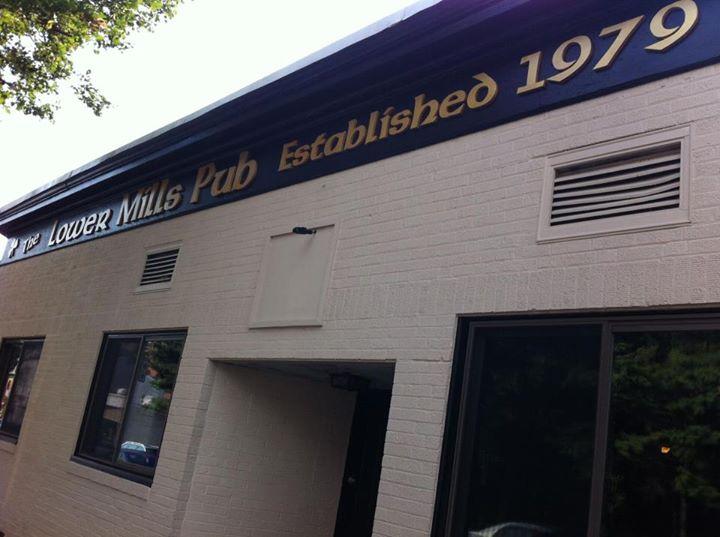 The Lower Mills Pub