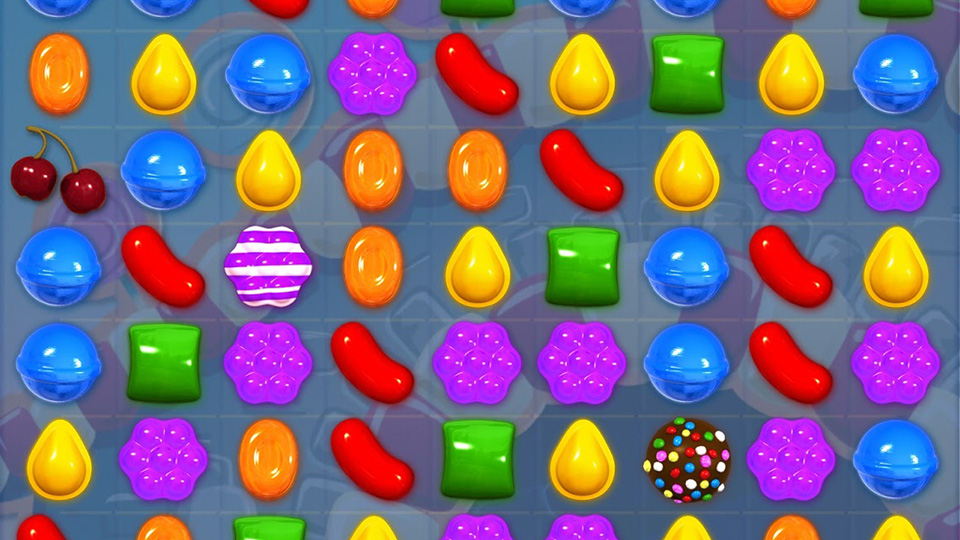 One man's Candy Crush obsession led to a torn tendon because it suppressed pain