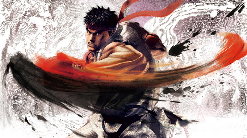 Is Street Fighter's Ryu coming to Super Smash Bros.?