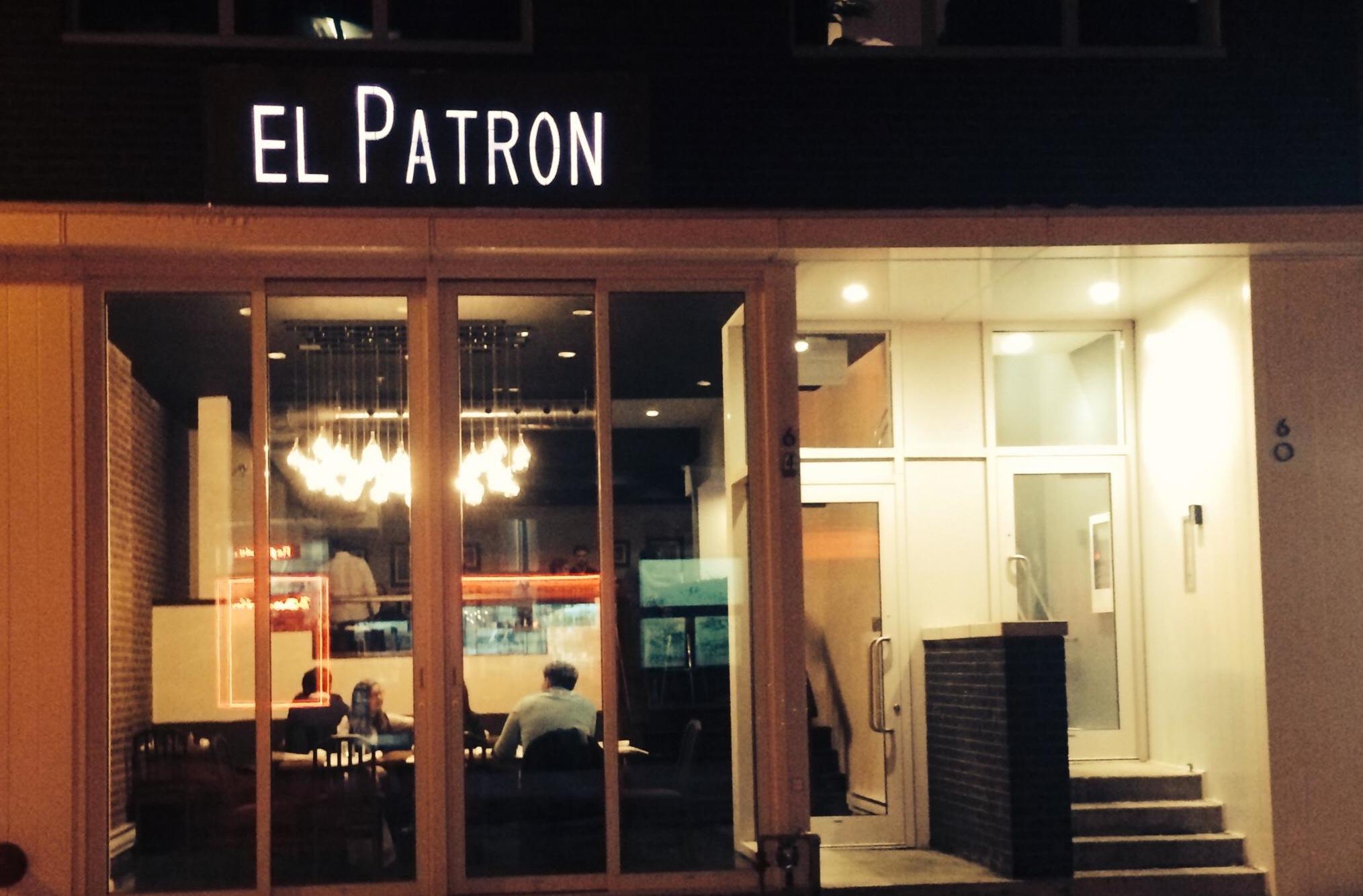 El Patron Mexican Restaurant Inc