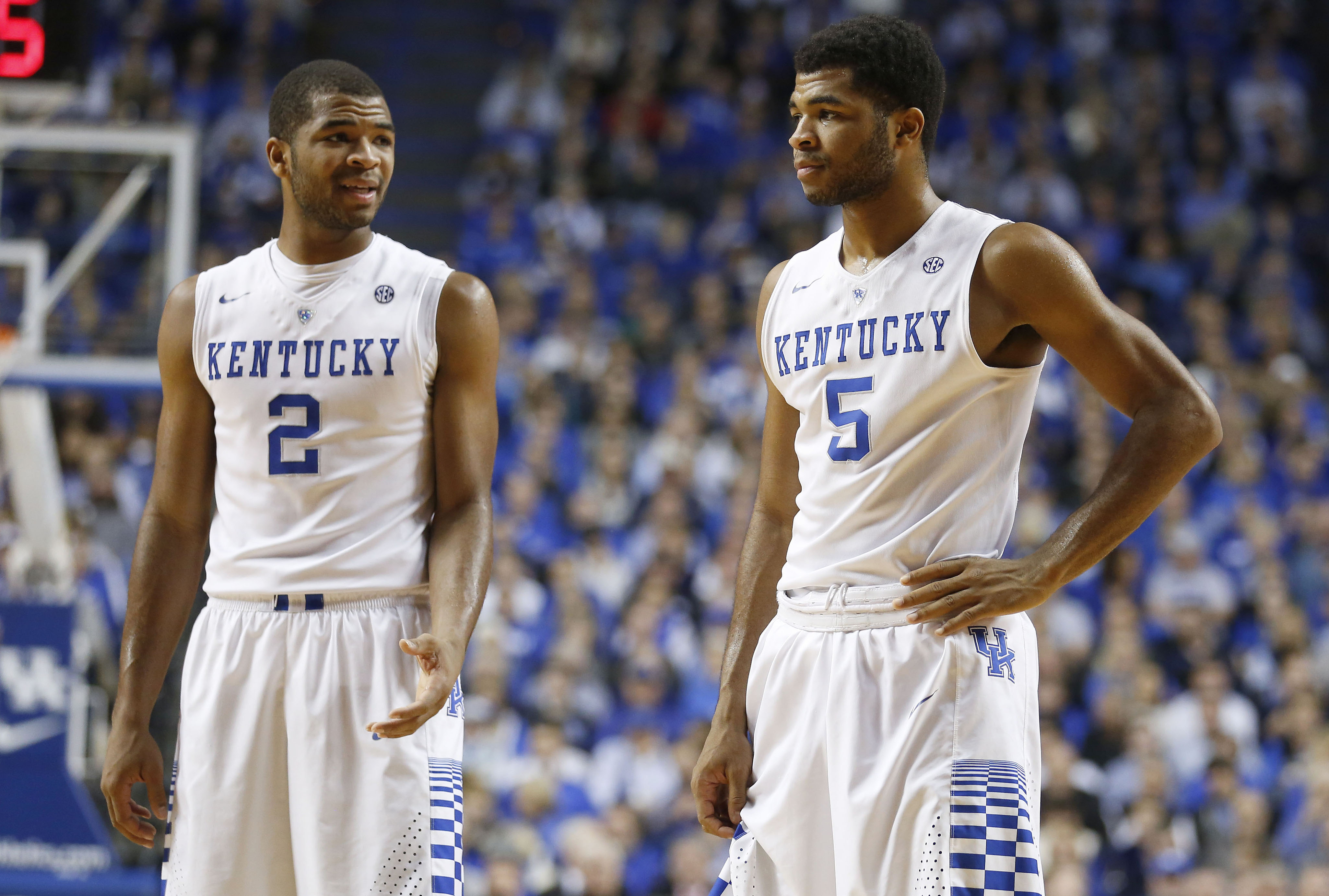 5 types of players who declare early for the NBA Draft