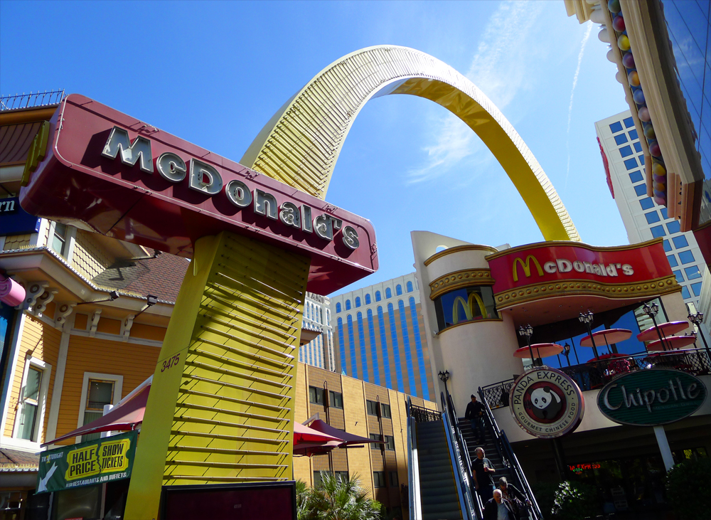 Harrah's Casino McDonald's