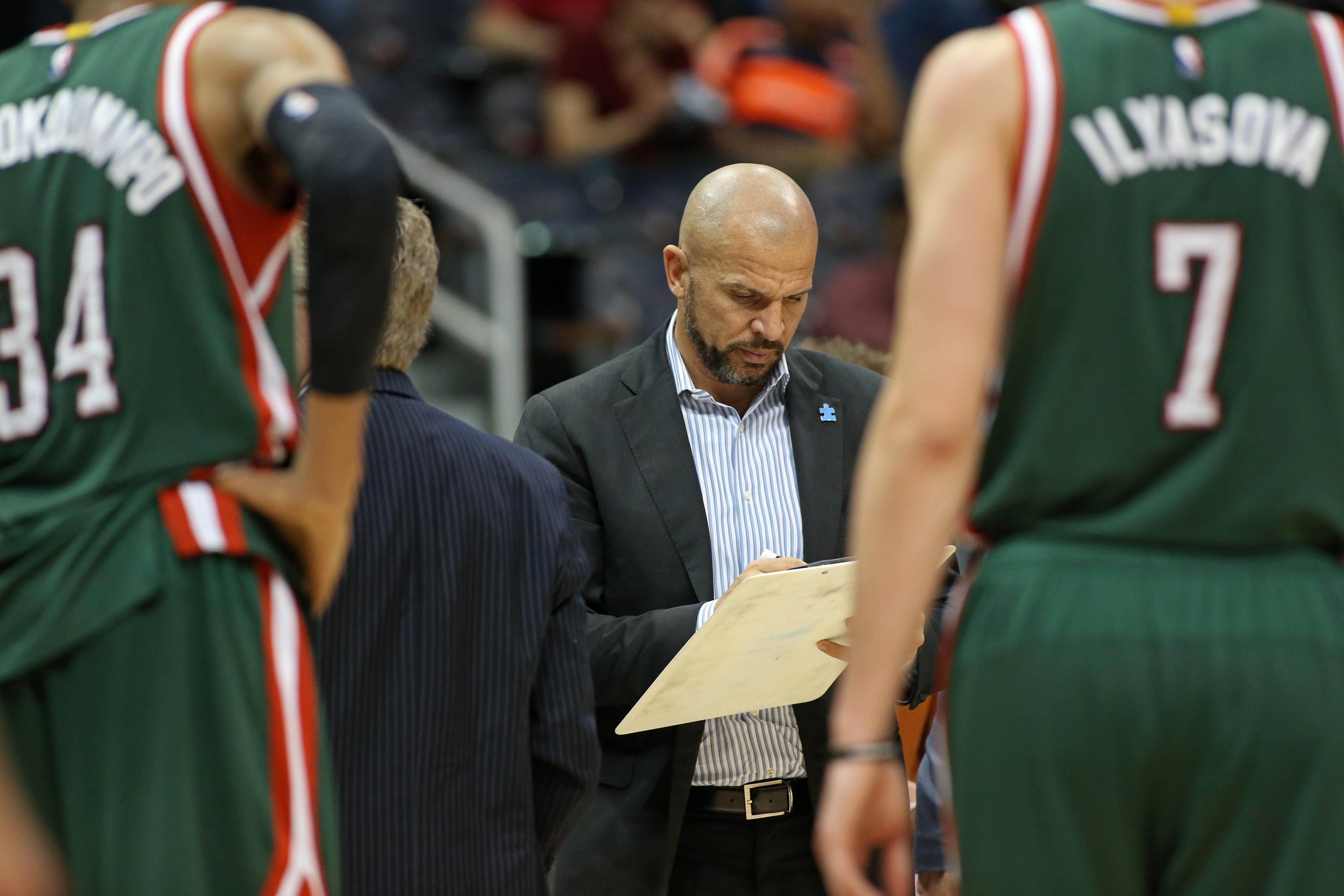 9b04c21d866 Top Stories: Kidd readies Bucks for playoffs