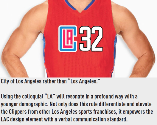 cd73cdcb4 The Clippers  alleged new uniforms look very weird