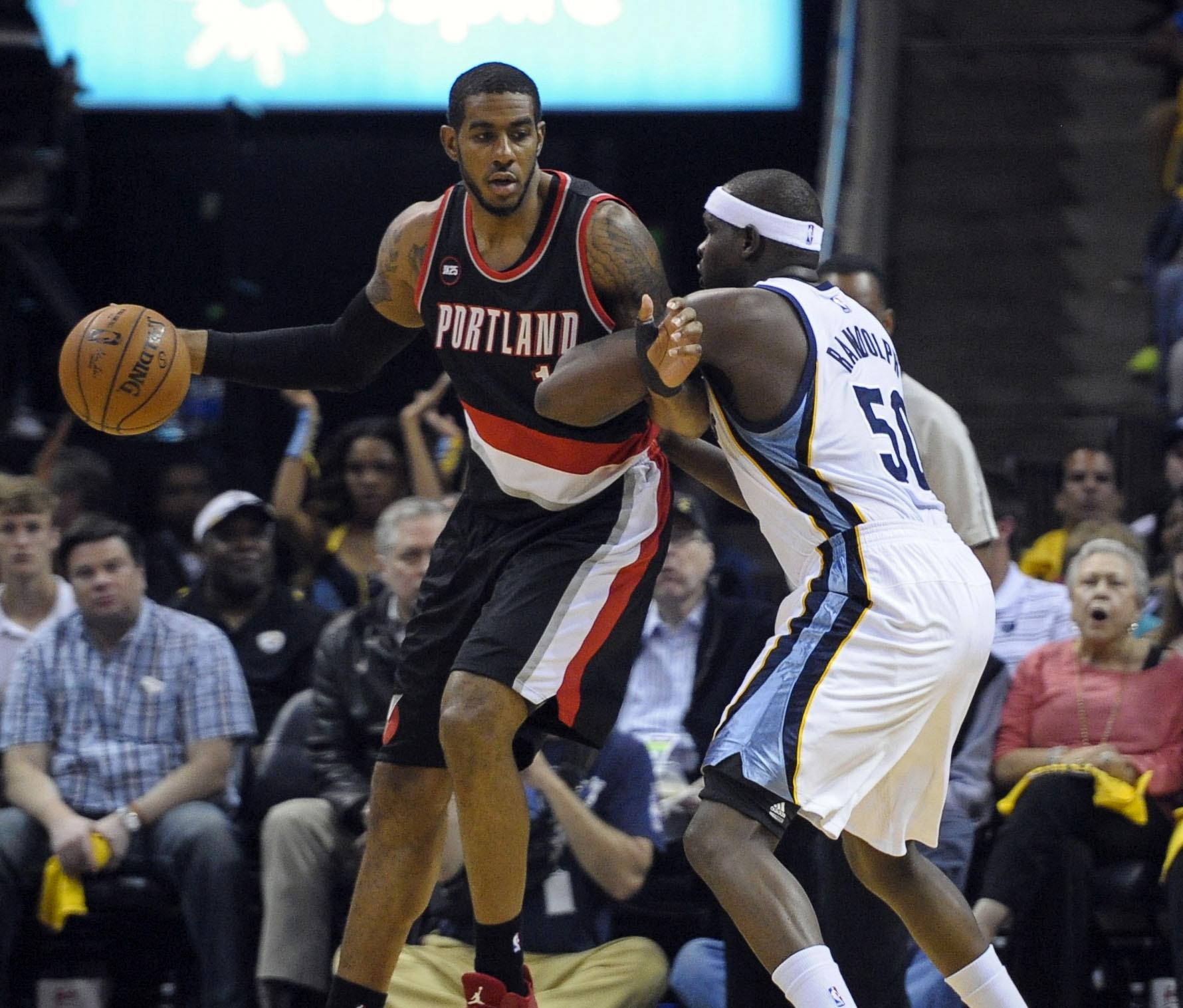 Blazers players worried LaMarcus Aldridge might leave Portland