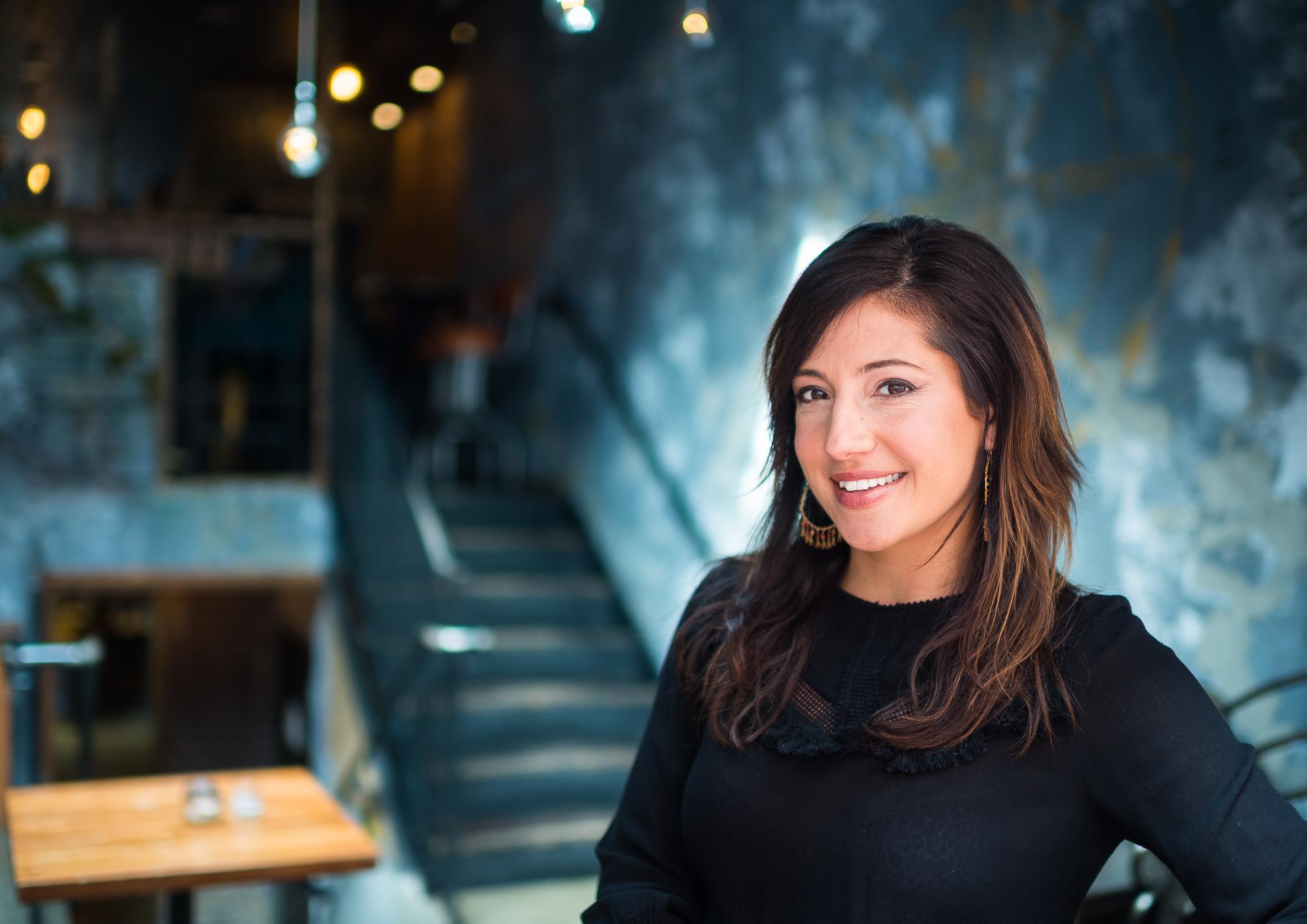 Maydan co-owner Rose Previte