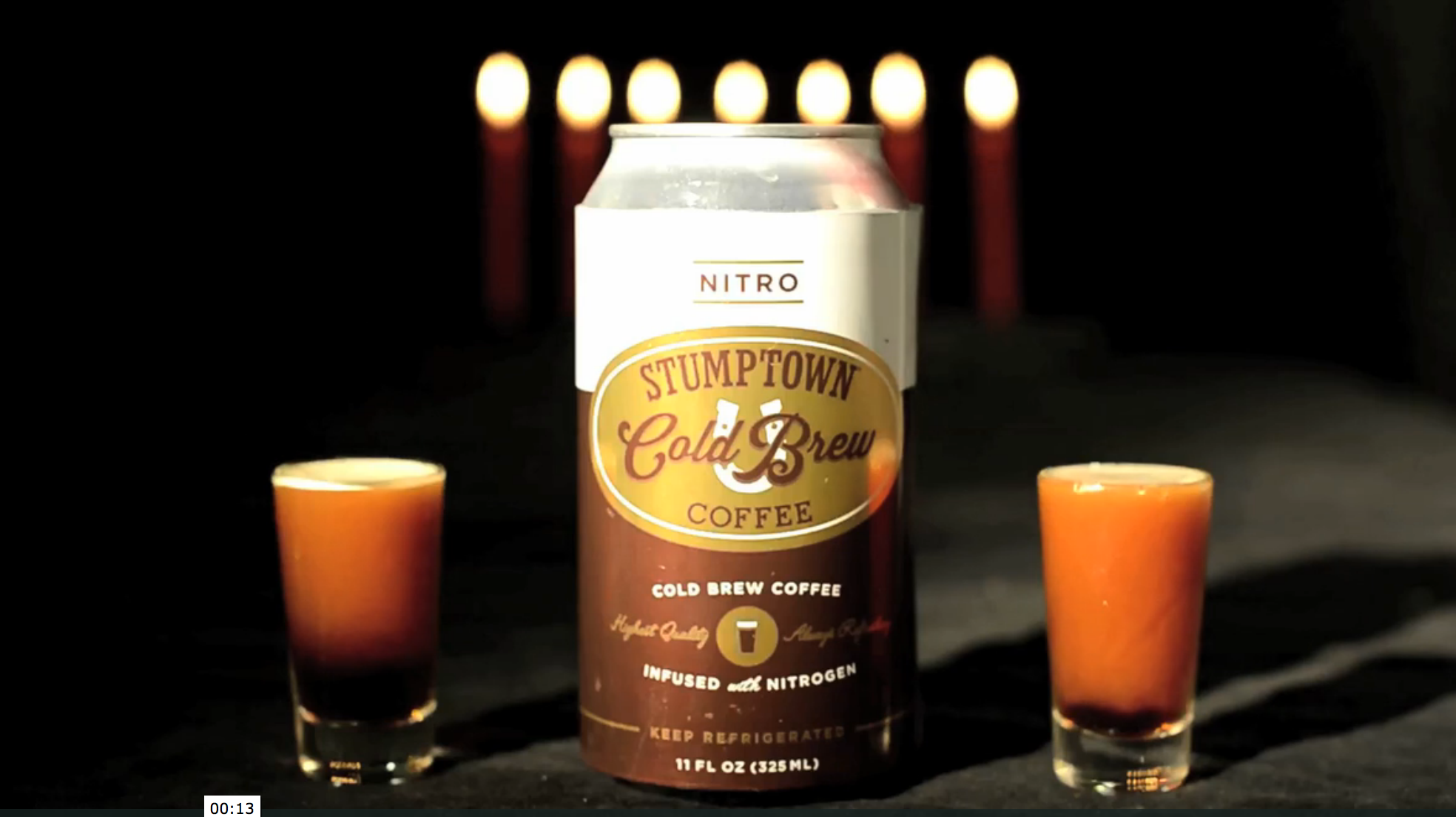 Stumptown Launches Cold Brew Nitro in a Can