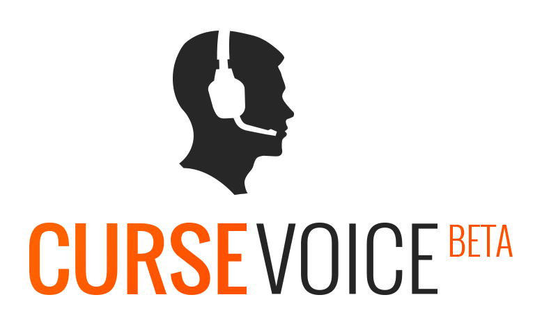 Curse Voice says it can help prevent someone from sending a SWAT team after you