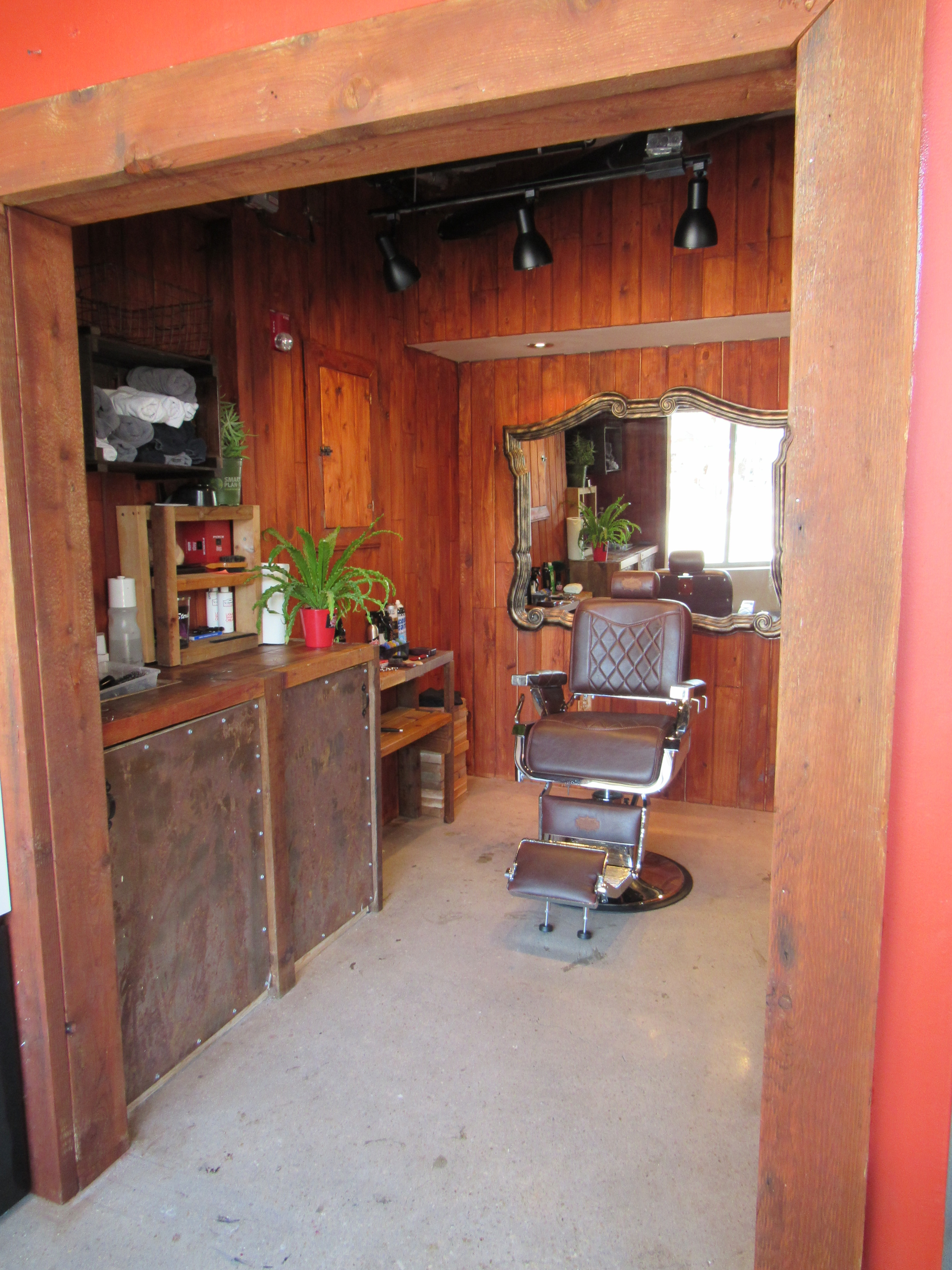 Bleach Barber Shop