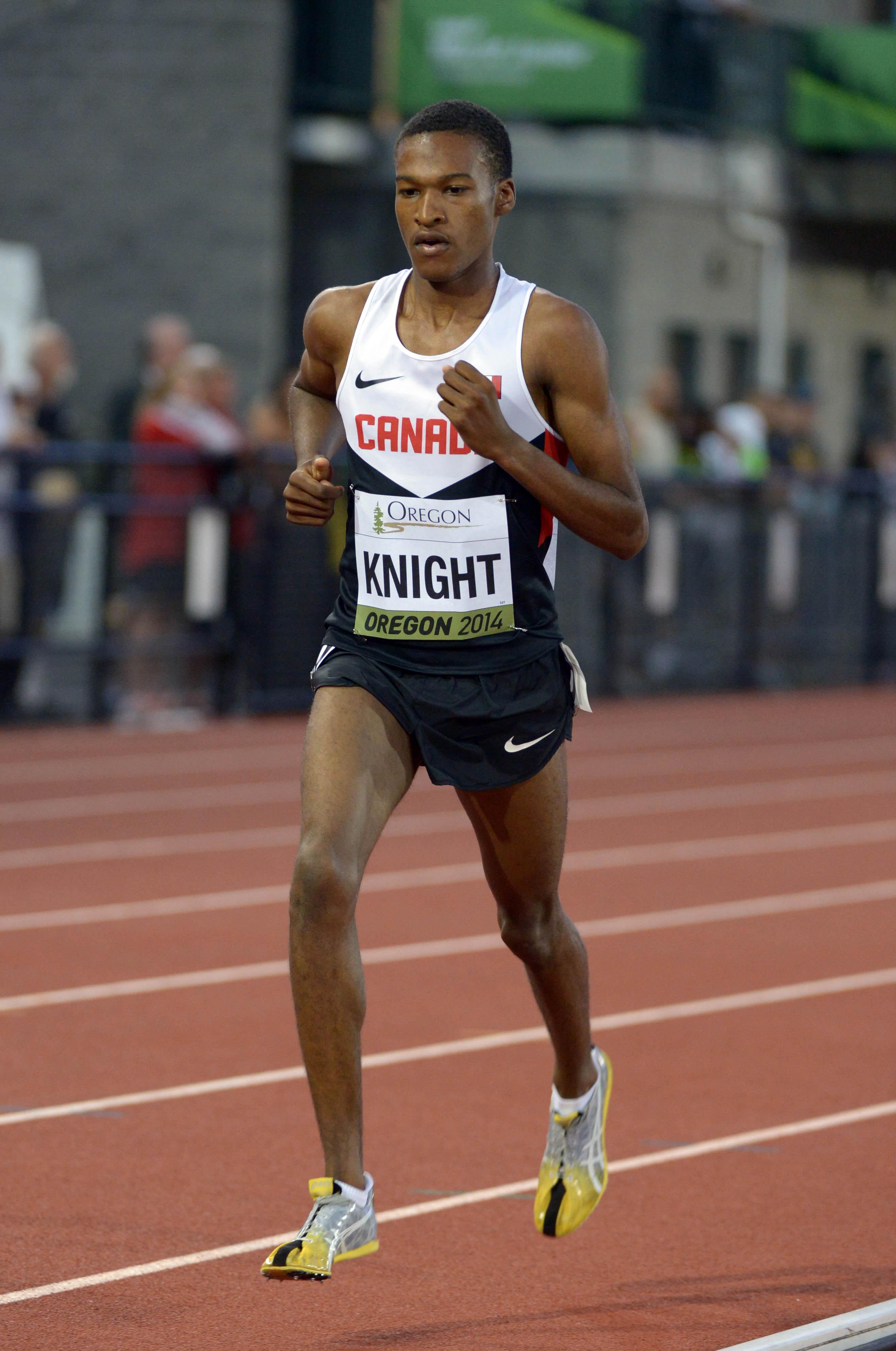 Syracuse Freshman Justyn Knight