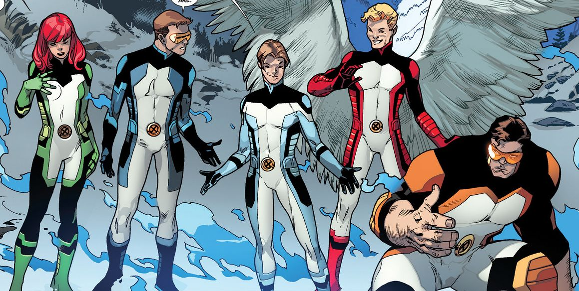 All-New X-Men brings one of the original X-Men out of the closet