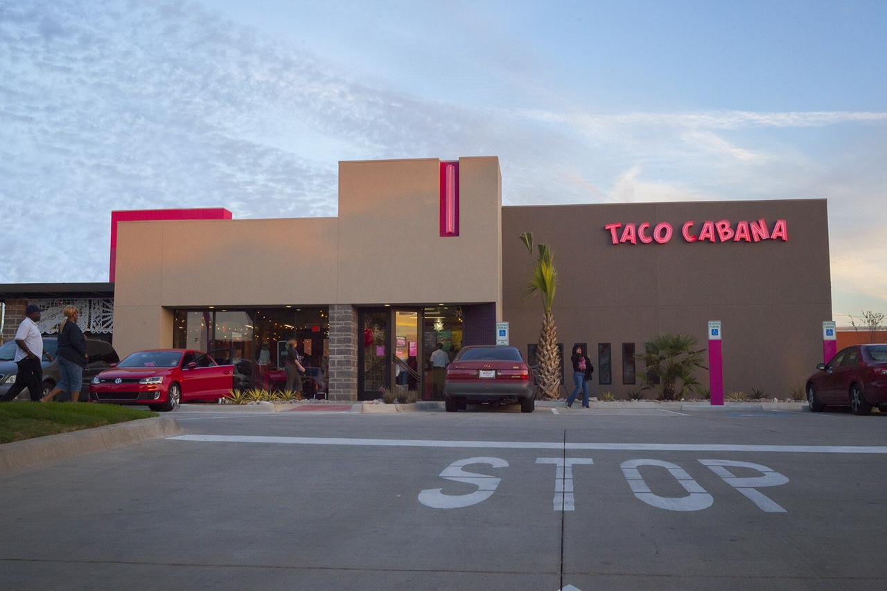 Newest Taco Cabana location in Kingwood, Houston